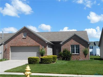 Perrysburg Condo/Townhouse For Sale: 10154 N Shannon Hills Drive