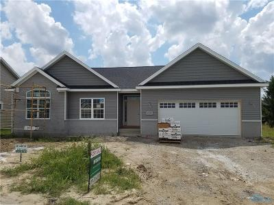 Maumee Condo/Townhouse For Sale: 6935 Torrey Pine Court #Lot 215