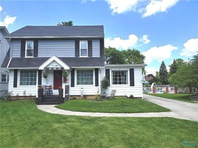 Toledo Single Family Home For Sale: 2328 Sherwood Avenue