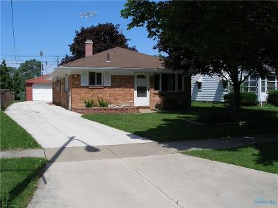 Maumee Single Family Home For Sale: 1501 Wilderness Drive