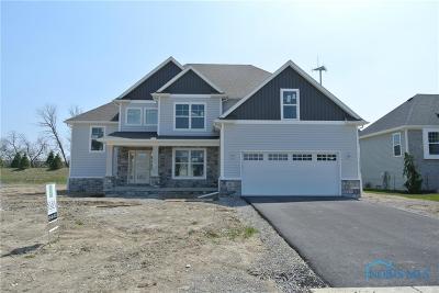 Perrysburg Single Family Home For Sale: 122 Barton Creek