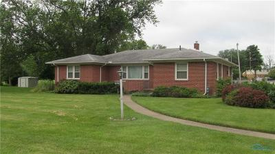 Toledo Single Family Home For Sale: 3142 S Byrne Road