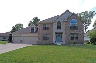Holland Single Family Home Contingent: 724 Whisperwood Parkway