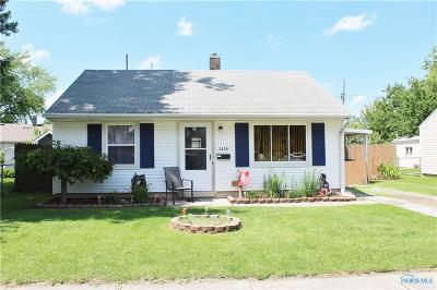 Toledo Single Family Home For Sale: 3439 145th St