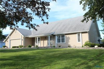 Maumee Single Family Home Contingent: 2927 West Course Road