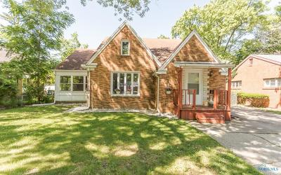 Toledo Single Family Home For Sale: 3028 S Byrne Road