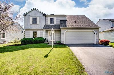 Maumee Single Family Home Contingent: 1210 Westfield Drive