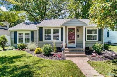 Perrysburg Single Family Home For Sale: 726 Mulberry Street