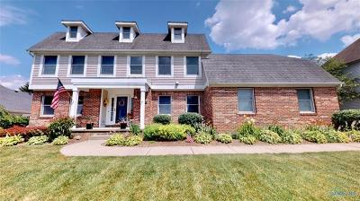 Perrysburg Single Family Home For Sale: 26868 Riverford Drive