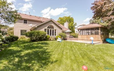 Perrysburg Single Family Home For Sale: 450 Loyer Lane
