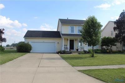Haskins Single Family Home Contingent: 106 Enright Drive