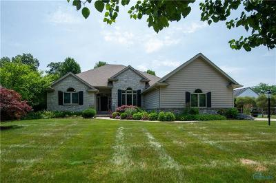 Maumee Single Family Home Contingent: 3359 Coach House Drive