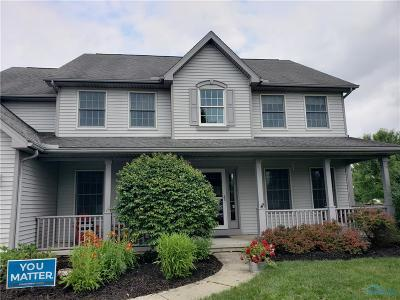 Waterville Single Family Home For Sale: 1099 Bending Brook Lane
