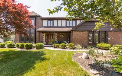 Sylvania Single Family Home For Sale: 5129 River Ridge Circle