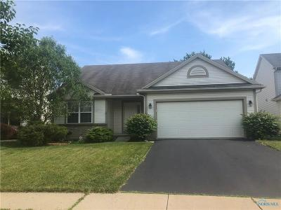 Sylvania Single Family Home For Sale: 8857 Galloway Court