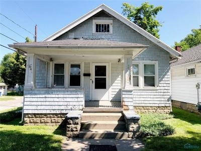 Single Family Home For Sale: 1758 Loxley Road