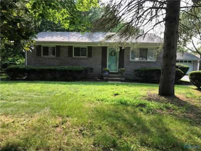 Sylvania Single Family Home For Sale: 4735 N King Road