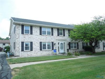 Toledo Condo/Townhouse For Sale: 5530 Heatherdowns Boulevard #3