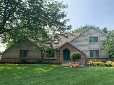 Maumee Single Family Home For Sale: 7426 Salisbury Road
