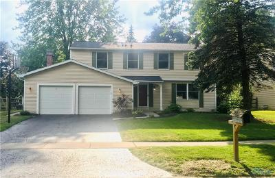 Sylvania OH Single Family Home For Sale: $225,000