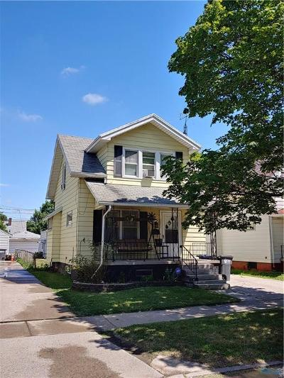 Toledo Single Family Home For Sale: 2071 Hurd Street
