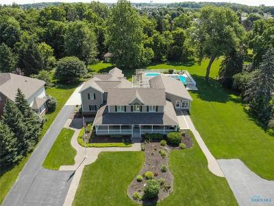 Maumee Single Family Home For Sale: 3305 Strayer Road