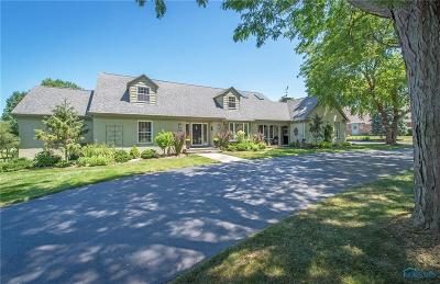 Perrysburg Single Family Home Contingent: 9750 Sheffield Road