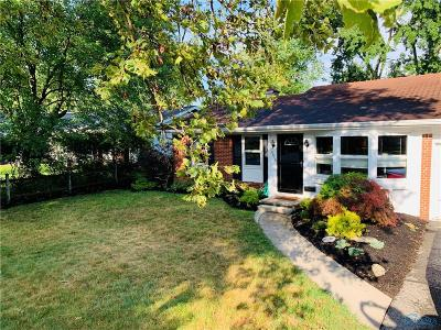 Sylvania Single Family Home For Sale: 4616 Charlesgate Road