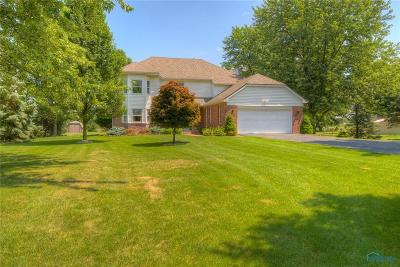 Monclova Single Family Home For Sale: 5241 Maplesburg Drive