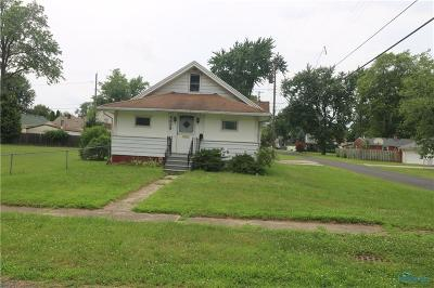 Toledo Single Family Home For Auction: 5859 Deane Drive