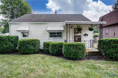 Toledo Single Family Home For Sale: 1343 Mound Avenue
