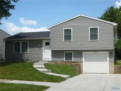 Northwood Single Family Home For Sale: 118 Farnstead Drive