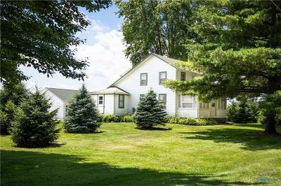 Monclova Single Family Home For Sale: 8339 Salisbury Road