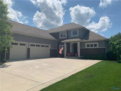 Maumee Single Family Home For Sale: 3912 Timber Valley Drive