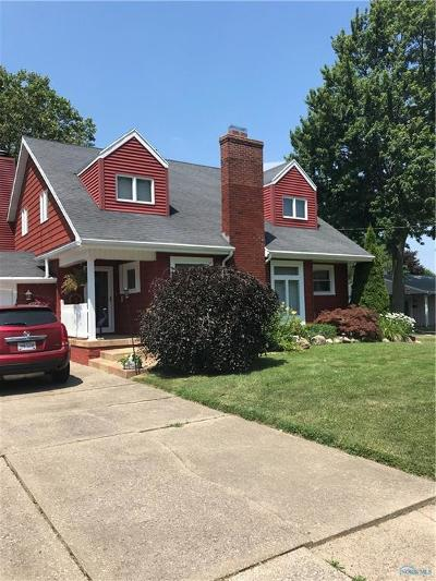 Toledo OH Single Family Home For Sale: $299,900