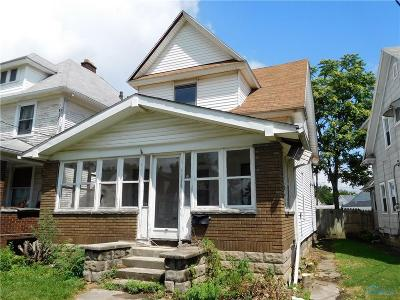 Toledo Single Family Home For Sale: 1029 Madeleine Street