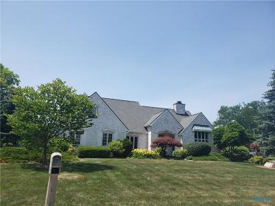 Perrysburg Single Family Home For Sale: 9946 Sheffield Road