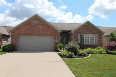 Maumee Condo/Townhouse For Sale: 4234 Crystal Ridge Drive
