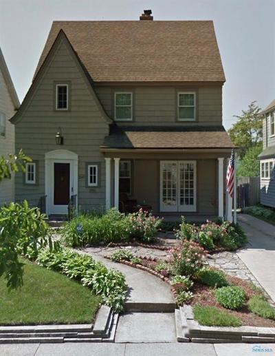 Toledo Single Family Home For Sale: 2347 Georgetown Avenue