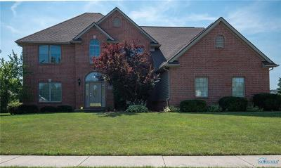 Maumee Single Family Home For Sale: 3025 Stonegate