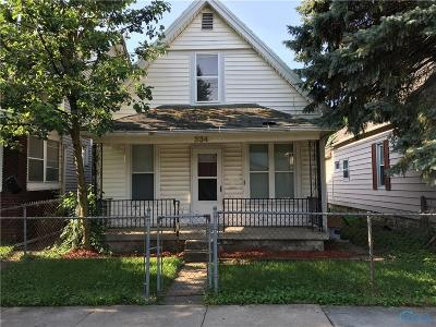Toledo Single Family Home For Sale: 334 E Lake Street