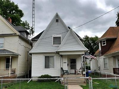 Toledo Single Family Home For Sale: 2020 N Erie Street