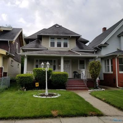 Toledo OH Single Family Home For Auction: $0