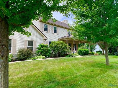 Perrysburg Single Family Home For Sale: 1308 Sutton Place