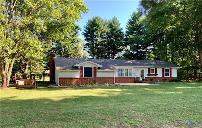 Swanton Single Family Home Contingent: 2646 County Road
