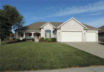 Lucas County Single Family Home For Sale: 515 Foxridge Lane
