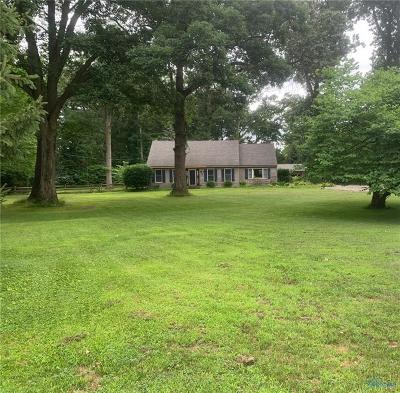 Sylvania Single Family Home For Sale: 5937 Stewart Road