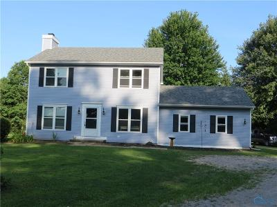 Whitehouse Single Family Home Contingent: 12847 Neapolis Waterville Road