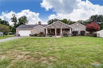 Sylvania OH Single Family Home Contingent: $195,000