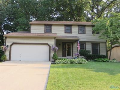 Toledo OH Single Family Home Contingent: $237,900